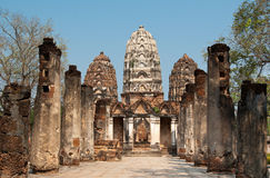 Wat Si Sawai Royalty Free Stock Photography