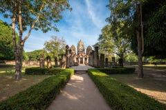 Wat Si Sawai Arkivfoto