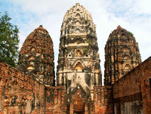 Wat Si Sawai Royalty Free Stock Images