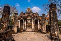 Wat si sawai ruins Stock Photos