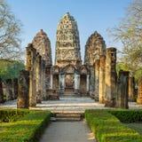 Wat Si Sawai in Sukhothai Historical Park, Th Stock Photos