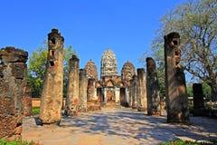 Wat Si Sawai, Sukhothai, Tajlandia obraz stock
