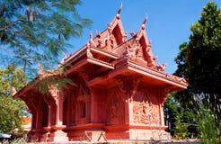Wat Sila Ngu, Hua Thanon, Koh Samui, Tailandia Foto de archivo libre de regalías