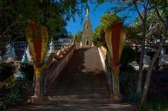 Wat Sila Ngu, Hua Thanon, Koh Samui, Thailand Lizenzfreie Stockfotos