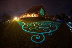 Free Wat Sirindhorn Wararam Phu Prao Temple In Northeast Of Thailand. Royalty Free Stock Image - 84446666