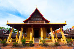 Wat Sisaket in Vientiane, Laos Royalty Free Stock Photography