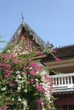 Buddhist Wat Sisaket temple in Vientiane, Laos Stock Images