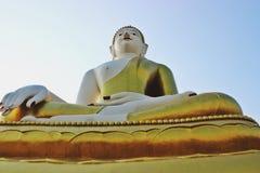Wat slang. Big Buddha Temple and wonderful slang Royalty Free Stock Photography