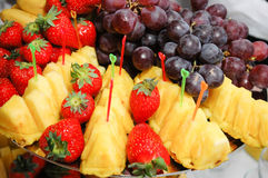 Wat smakelijk voedsel Stock Foto's