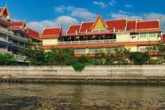 Wat Soi皮带在曼谷,泰国 免版税库存照片