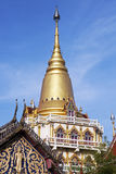 Wat Soi Thong in Bangkok Royalty Free Stock Photo