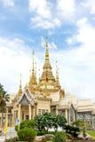 Wat Somdej Toh Brahmaramsi in Nakhon Ratchasima Thailand Royalty Free Stock Photos
