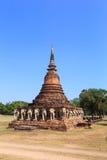 Wat Sorasak, historischer Park Shukhothai Lizenzfreie Stockbilder