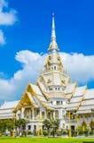 Wat Sothon Taram Worawihan. In Chachoengsao Thailand Royalty Free Stock Images