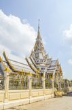 Wat Sothon Taram Worawihan. In Chachoengsao Thailand Royalty Free Stock Photography