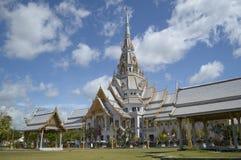 Wat Sothon Taram Worawihan. In Chachoengsao Thailand Stock Image