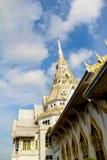 Wat Sothon Taram Worawihan at Thailand. Wat Sothon Taram Worawihan View at Chachoengsao, Thailand Stock Photos