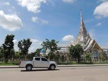 Wat Sothon Wararam Worawihan Royalty-vrije Stock Fotografie