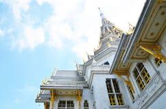Wat Sothon Wararam Worawihan Lizenzfreies Stockfoto