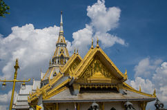 Wat Sothon Royalty Free Stock Photography