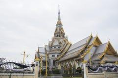 Wat Sothon Wararam Worawihan. Temple Royalty Free Stock Image