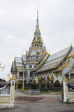 Wat Sothon Wararam Worawihan. Temple royalty free stock images