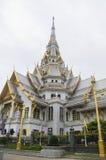 Wat Sothon Wararam Worawihan. Temple stock images