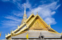 Wat Sothonwararam Thailand Stock Foto's