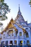 Wat Sothonwararam thailand Stock Photo