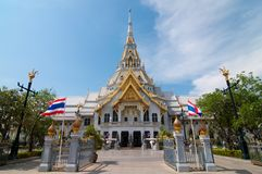 Wat Sothorn Royalty Free Stock Photography