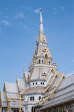 Wat sothorn. Top of temple of wat sothorn Royalty Free Stock Images