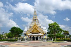 Wat sothorn,Thailand Royalty Free Stock Images