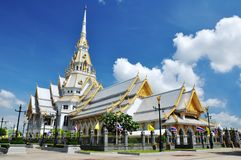 Wat sothorn,Thailand Stock Photography