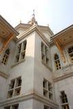 Wat Sothorn Wararam Worawihan, provincia di Chachoengsao, Tailandia Immagini Stock Libere da Diritti