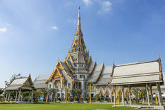 WAT sothorn wararam worrawiharnn temple. WAT sothorn wararam worrawiharnn formerly known as Wat Hong Temple built in the late Ayutthaya period. In the reign of stock photography