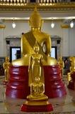 Wat Sothornwararam på Chachoengsao Thailand Arkivbild