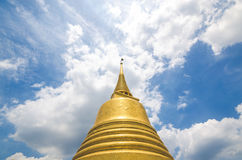 Wat Sraket Rajavaravihara Fotografia Stock Libera da Diritti