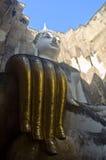 Wat Sri Chum temple Sukhothai Thailand Royalty Free Stock Photos