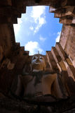 Wat Sri Kumpel Sukhothai am historischen Park. Stockbilder