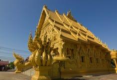Wat Sri Pan Ton en Nan Province, Tailandia Foto de archivo