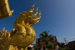 Wat Sri Pan Ton in Nan Province, Thailand Stock Foto