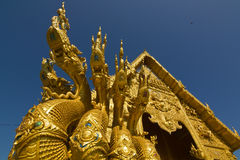Wat Sri Pan Ton in Nan Province, Thailand Stock Photography