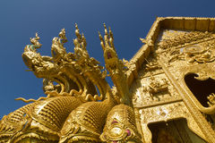 Wat Sri Pan Ton in Nan Province, Thailand Royalty Free Stock Images