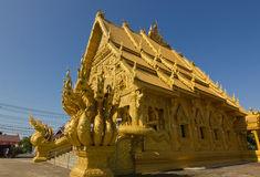 Wat Sri Pan Ton in Nan Province, Thailand Stock Photo