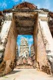 Wat Sri Sawat temple in Sukhothai, Thailand Royalty Free Stock Photo