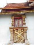Wat Sri Suphan Stock Afbeelding