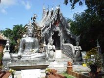 Wat Sri Suphan Stock Foto