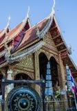 Wat Sri Suphan, Chiangmai Imagen de archivo libre de regalías
