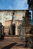 Wat Srichum в парке Sukhothai историческом Стоковые Фотографии RF