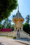 Wat Srisu Wanna Ram Bang Por, Samui, Thailand Stock Photo